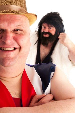 Big Daddy vs Giant Haystacks come to Worcester