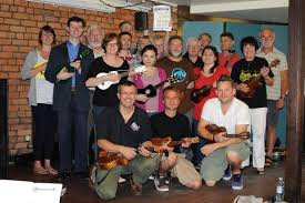 Ukulele Concert this Saturday 16th July 7.30pm in church
