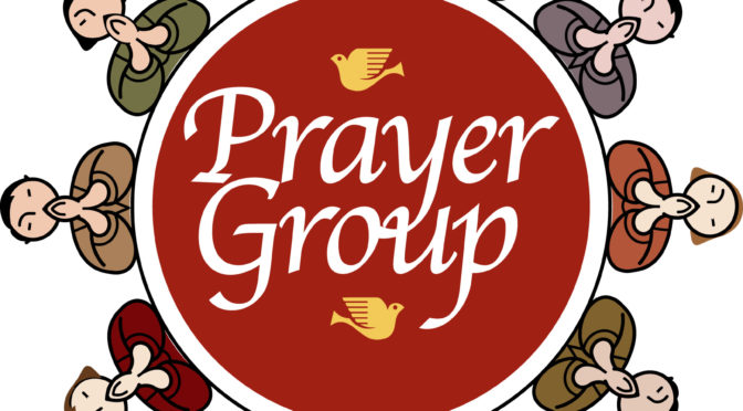 Pastoral Prayer group Wed 17th May at 9.30am