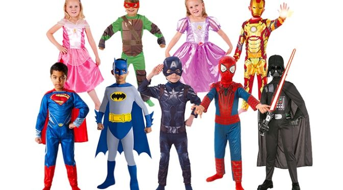 SUPERHERO PARTY 31ST OCTOBER 4.30-6.30PM