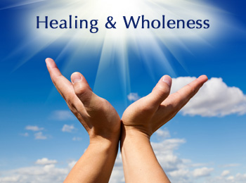 Healing & Wholeness for Candlemas Sunday 4th February 4.30pm