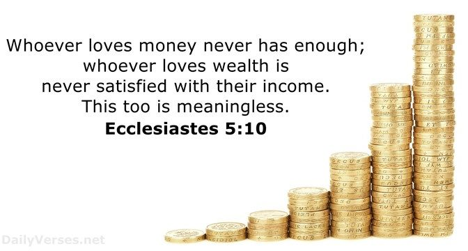 Cafe Church 10am Sunday 15th September 'Money, money, money!'
