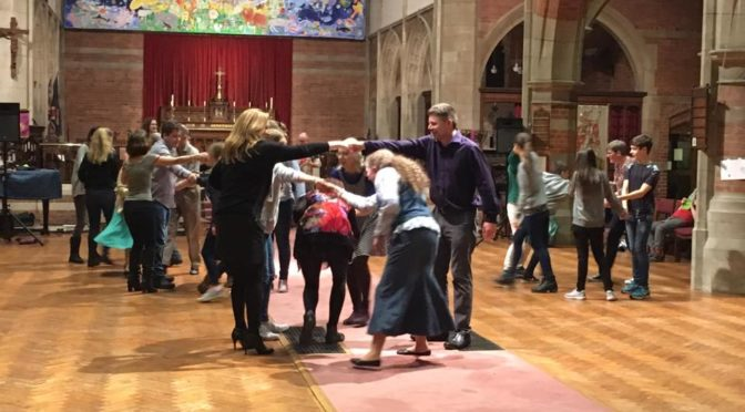 Autumn Ceilidh 14th September    5pm – 8pm
